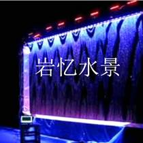 提供定制光纖水幕/光纖水幕安裝/室內光纖水幕