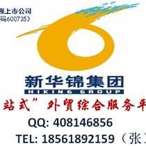 新华锦(上市公司)--专业进出口代理,退税快,可垫税!