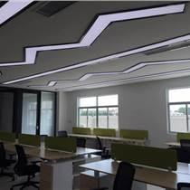 东莞办公室装修工程常用玻璃隔断的原因
