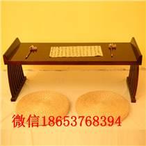 幼兒園仿古中式國學桌椅 兒童學習書法桌 國學課桌