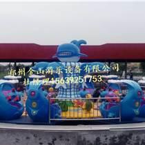 大型室外游乐设备激战鲨鱼岛 玩水类游乐设备