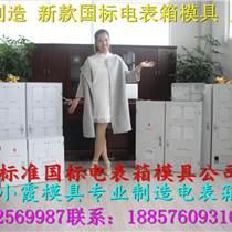 找一副3表塑膠電表箱模具,17表電表箱塑料模具,注射電表箱模具價位