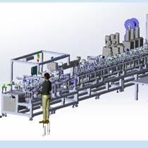 蘇州昆山佰奧多芯電源線組裝線供應行業領先