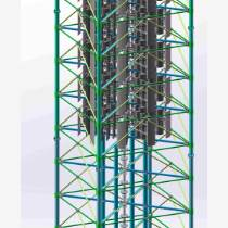 低速垂直軸風力發電機