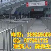 不銹鋼活動護欄體育場進出口專用規格