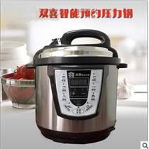 雙喜電壓力鍋 微電腦電飯煲電飯鍋