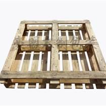 青島歐標托盤 出口歐洲澳洲松木棧板標準尺寸制作