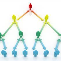 直销系统积分图,直销销售业绩计算软件,東莞直销系統軟件