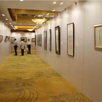 熱賣藝術無縫板墻4公分板墻書畫展板攝影展板背景板