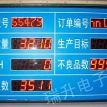 深圳瑞升達科技供應各類LED電子看板生產看板