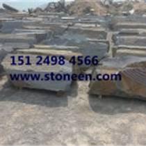 廠家直銷蒙古黑園林綠化石材
