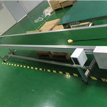 物流流水线 输送带 pvc皮带运输机 传送机 ?#33014;?#36755;送机 小型注塑机