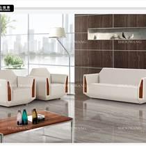 首望辦公沙發 現代簡約高檔商務貴賓接待會客真皮沙發辦公室家具