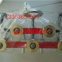 廠家供應鐵路導線校直工具五輪機械線材校直器高精度矯直機