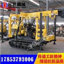 200型液压高支腿打井机装卸方便  XYD-200履带式钻井机