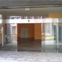 广东专业安装自动门玻璃维修更换玻璃自动门