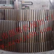 回轉窯大齒輪配件/旋窯鑄鋼滾圈加工 強勝技術專業