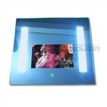 欧视显镜面电视浴室防水镜面电视