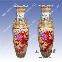 公司酒店开业大花瓶 陶瓷工艺品花瓶 青花花瓶