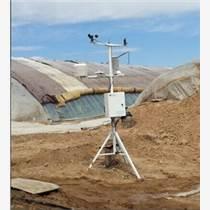 智能農業氣象監測站