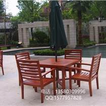 戶外野餐桌椅,公園休閑桌椅,園林實木桌椅