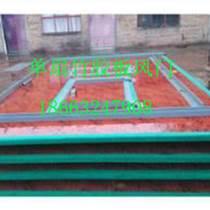 矿用竹胶板风门成本低廉,使用寿命长