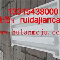 六角护坡模具 高铁防护栏塑料模具
