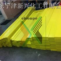 山東新興實力生產 食品級材質耐磨聚乙烯專用刮板
