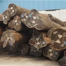 出售進口非洲雞翅木原木