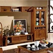上海知名裝修公司原木家具的特點