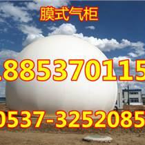 雙膜儲氣柜儲存沼氣濃度