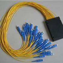 光通信 光分路器 插片式光分路器