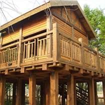 木屋別墅每平方價格,三門峽木屋,千樹木屋(圖)