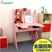 兒童學習桌椅套裝 可升降學生書桌