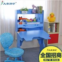 兒童學習桌椅套裝 可升降環保學生書桌