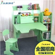 1米長可升降兒童學習桌 健康成長學習桌椅