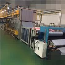 單面雙面覆膜鐵生產線機械設備