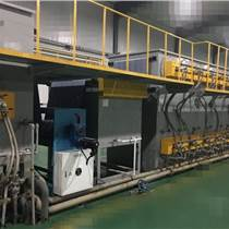 PE蓄電池隔膜擠出生產線機械設備