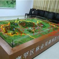 內蒙古觀景模型制作