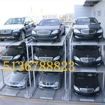 陕西咸阳立体停车设备采用全封闭式管理