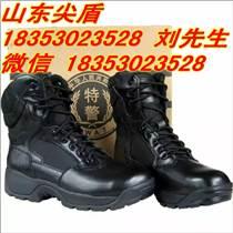 菏泽交警保暖防寒型皮鞋质量供应厂家直销