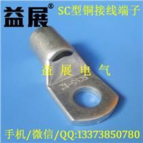 【限時購】SC150-16管壓國標銅鼻子,窺口鍍錫線鼻子