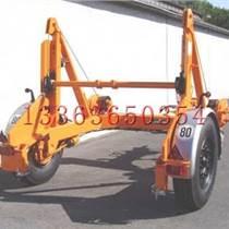 機械 收放線車 小型 電力施工 電纜炮車