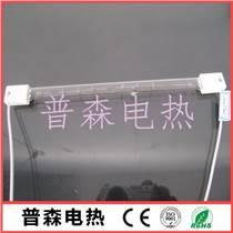 連云港知名加熱管廠家 普森電熱 透明石英加熱管批發定做