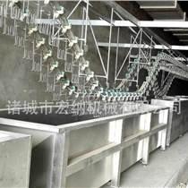 【批發】全自動大型家禽屠宰場屠宰設備 雞鴨鵝屠宰流水線