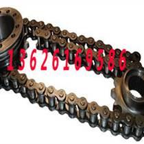 河北華通動力SPS125攤鋪機輸料鏈條結實耐用