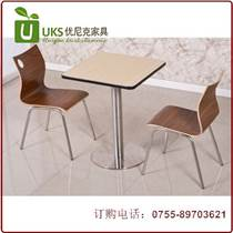 優質快餐桌椅工廠價供應廠家直銷