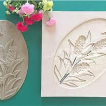 树脂硅胶模具 移门配件装饰浮雕立体树脂模具 移门树脂模具
