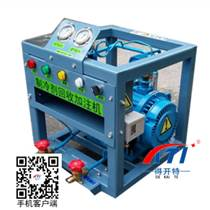 廠家無油快速低壓冷媒回收機