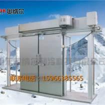 肉類冷藏庫庫門、冷庫電動平移門